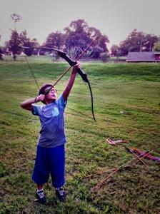 sammy the archer