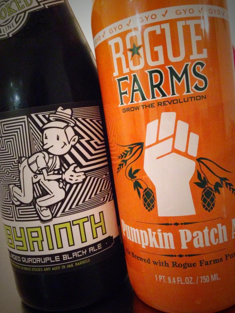 pumpkin patch beer