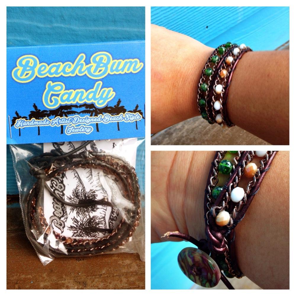 Beach Bum Candy Bracelet