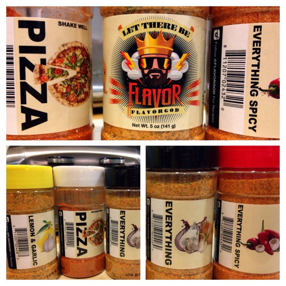 Flavor God Spices