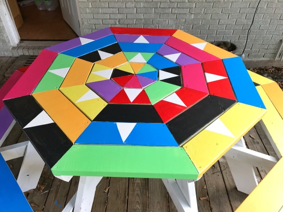 OctagonTable