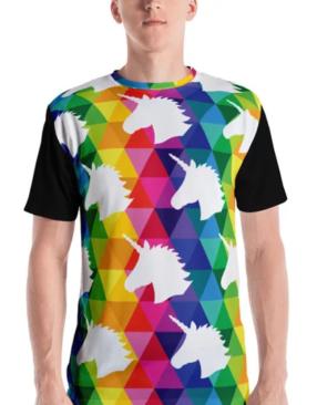 HiderHouseUnicornTshirt