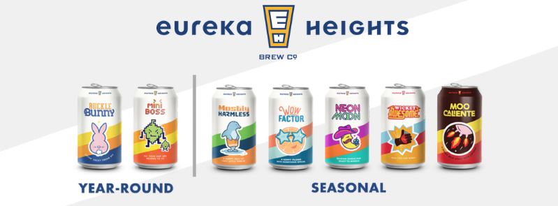 Eureka Heights Beers
